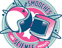 Smooches and Science Logo & Business Cards