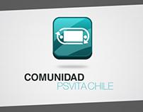 Mobile App Design Comunidad PSVITA CHILE