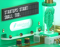 Robinhood Financial 2019 Ads