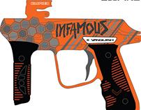 Infamous team issue Empire Vanquish