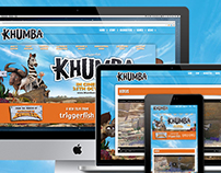 Triggerfish's Khumba Movie: The Official Website