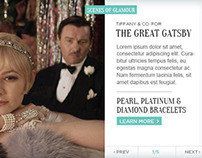 Tiffany & Co. | The Great Gatsby | Take Over