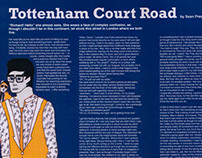Editorial : Tottenham Court Road