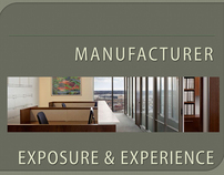 MY MANUFACTURER EXPOSURE & EXPERIENCE
