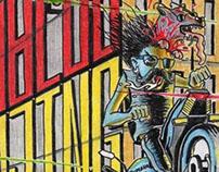 illustration pop art