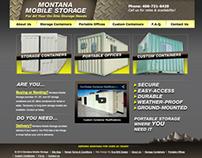 Montana Mobile Storage