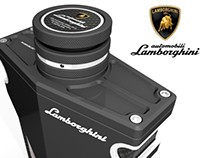 Lamborghini 50th Anniversary Fragrance. - Harris Design