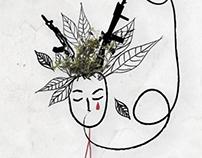 Tian y la flor del miedo