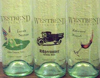Westbend Vineyards Wine Labels