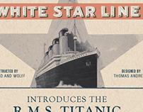 Titanic Website