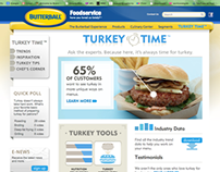 Butterball Foodservice Content Marketing Program