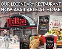 Phillips Seafood Lent Campaign