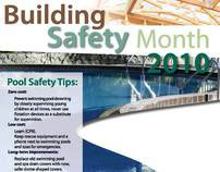 VBCOA Building Safety Month 2010 Flier