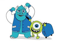Monster University ® by Pixar Animation