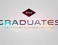 2013 Graduates Powerpoint