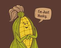 Just Husky