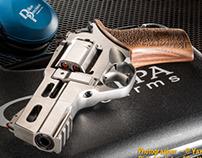 Chiappa Rhino -- Gun Magazine -- Japan