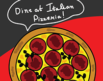 Dine at Italian Pizzeria!