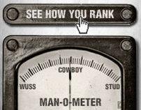 Man-O-Meter