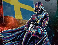 Custom Bass Vader