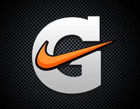 Nike Golf & Gatorade Promotional Pieces (Fictional)