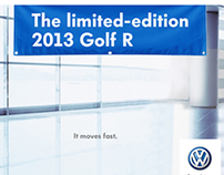 Volkswagen Golf R Launch