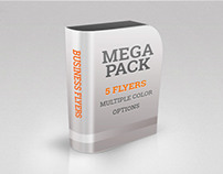 Business Flyers Mega Pack