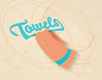 Towels Brand Identity