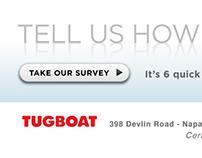 Survey web graphic