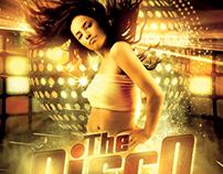 Disco Queen Flyer