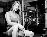 Crystal Cain Fitness Shoot