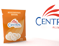 Central Alimentos - Packaging Design