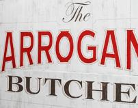 The Arrogant Butcher Wall Mural