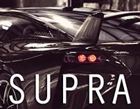 Toyota Supra speculative renders