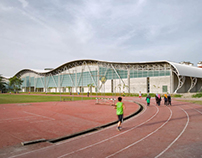 Paralympic Facilities Complex, Kuala Lumpur / Large