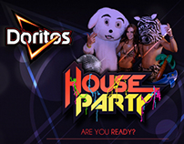 Doritos House Party