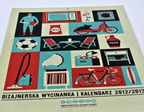 design calendar 2013