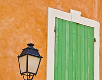 French shutters (Provence) - Part I