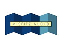 Logo Development for Misfitz Audio