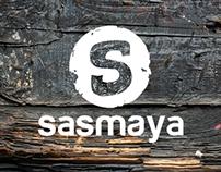 SASMAYA Brand Identity