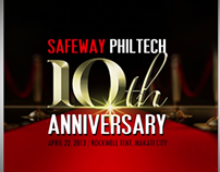 SAFEWAY 10th Anniversary AVPs
