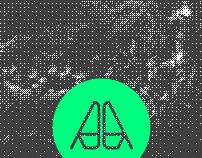 annual typeface