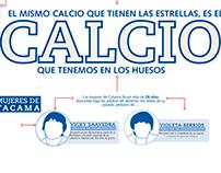 "Infografia ""Nostalgia de la Luz"""