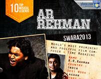 SWARA 2013 countdown