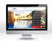 Site iHouse Imobiliária
