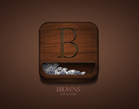 Browns Jewellers Mobile App