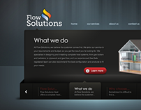 Flow Solutions Website