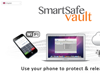 Smart Safe Vault website