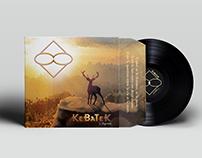 Music Album Cover - Illustration KeBaTeK