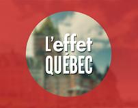 L'effet Québec Social Platform